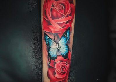 Tatuagem Rafael Nascimento