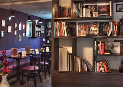 Lounge Biblioteca